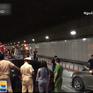 Tai nạn xe hơi ở hầm sông Sài Gòn, 3 phương tiện hư hỏng nặng