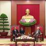 Tổng Bí thư Nguyễn Phú Trọng tiếp thân mật Chủ tịch Quốc hội Campuchia