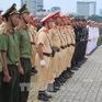 Tổng duyệt Lễ xuất quân, diễn tập bảo vệ Tuần lễ Cấp cao APEC 2017