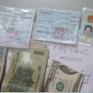 Hai chị em nhà nghèo trả lại gần 14 triệu đồng bị đánh rơi