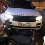 Trộm xe gây tai nạn liên hoàn ở Hà Nội