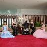 Thí sinh Hoa hậu Hữu nghị ASEAN lộng lẫy trong trang phục dạ hội