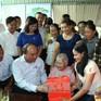 Thủ tướng thăm các gia đình có công với Cách mạng ở Hà Tĩnh