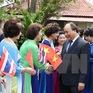 Thủ tướng gặp gỡ cộng đồng người Việt tại Thái Lan