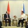 Thủ tướng Nguyễn Xuân Phúc hội kiến Tổng thống Philippines