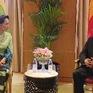Cố vấn Nhà nước Myanmar ngưỡng mộ những thành tựu xây dựng và phát triển đất nước của Việt Nam