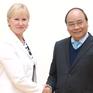 Thụy Điển mong muốn tăng cường hợp tác với Việt Nam