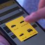 Taxi sân bay ra mắt công nghệ ứng dụng trực tuyến