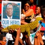 Cựu Phó Tổng thống Zimbabwe về nước