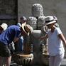 Italy: Tắt 100 đài phun nước do hạn hán kéo dài