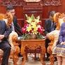Sớm triển khai dự án xây dựng Nhà Quốc hội Lào