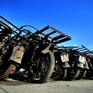 Hàng nghìn xe máy chuẩn bị đấu giá sắt vụn