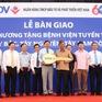 BIDV tặng 46 xe cứu thương cho bệnh viện và các sở y tế
