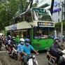 Xe bus 2 tầng tại TP.HCM sẽ ngưng hoạt động