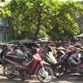 Hàng chục xe máy vô chủ tại ga Sài Gòn