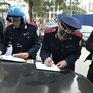 Hà Nội: Gần 10.000 trường hợp vi phạm trật tự, an toàn giao thông