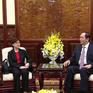 Chủ tịch nước Trần Đại Quang tiếp Đại sứ Singapore
