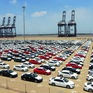 Lượng ô tô nhập khẩu giảm gần 30% trong tuần qua