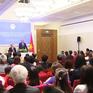 Thủ tướng Nguyễn Xuân Phúc gặp gỡ cộng đồng người Việt Nam ở Áo và một số nước châu Âu