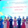 5 tập thể và 10 cá nhân được trao Giải thưởng Phụ nữ Việt Nam 2018