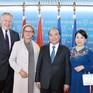 Khuyến khích hợp tác giữa các đối tác Việt Nam và bang Hạ Áo