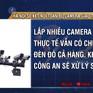 Hà Nội sẽ kết nối toàn bộ camera giao thông, an ninh