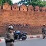 Thái Lan bắt giữ du khách vì vẽ bẩn