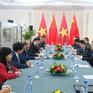 Thúc đẩy quan hệ láng giềng hữu nghị, hợp tác toàn diện Trung - Việt