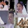 Nhã Phương khoe clip khoảnh khắc hạnh phúc trong lễ cưới với Trường Giang