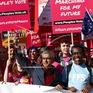 Hàng nghìn người tham gia biểu tình kêu gọi trưng cầu dân ý về thỏa thuận Brexit