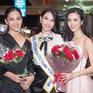 Hoa hậu Tiểu Vy tiễn cô bạn thân thiết lên đường thi Hoa hậu Quốc tế 2018