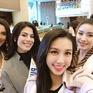 Chào khán giả bằng 6 thứ tiếng, Thùy Tiên gây bất ngờ tại Hoa hậu Quốc tế 2018