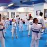 Gặp gỡ thầy trò câu lạc bộ Karate Việt - Nhật
