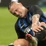 Inter trả giá đắt sau 3 điểm ở trận derby Milan