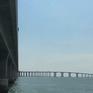 Hôm nay, Trung Quốc dự kiến khai trương cầu vượt biển dài nhất thế giới