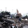Cháy lớn kho chứa củi trong khu công nghiệp Phú Tài, Bình Định