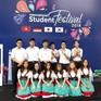 Tưng bừng trong Ngày hội Sinh viên Hà Nội mở rộng