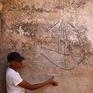 Tìm thấy bức tranh Graffiti 2.000 năm tuổi ở Israel