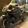 Italy: Ra mắt xe máy điện siêu nhẹ