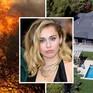 Các ngôi sao Hollywood mất nhà do cháy rừng