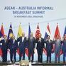 Australia ủng hộ lập trường của ASEAN về Biển Đông