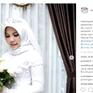 Cô gái một mình làm hôn lễ, hoàn thành tâm nguyện của bạn trai qua đời trong vụ rơi máy bay