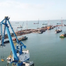 Nhận chìm vật chất nạo vét cảng Dung Quất: Sử dụng công nghệ tàu hút bụng xả đáy