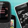 """Hai mẫu điện thoại Nokia được làm mới """"nhẹ nhàng"""""""