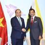 Thủ tướng đề nghị Brunei tiếp tục tạo điều kiện thuận lợi cho hàng hóa Việt Nam