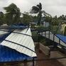 Bão Gaja hoành hành tại Ấn Độ
