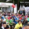Khoảng 1.600 vận động viên các nước tham gia giải chạy Kizuna Ekiden