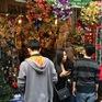 Sản phẩm trang trí Noel bắt đầu hút khách