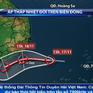 Áp thấp nhiệt đới gây mưa lớn ở các khu vực phía Nam