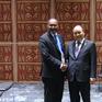Thủ tướng Nguyễn Xuân Phúc hội kiến Thủ tướng Vanuatu